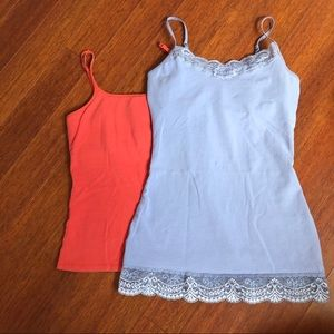 Two (2) Express Camisoles